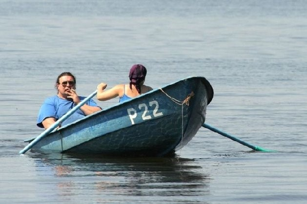 Maninboat